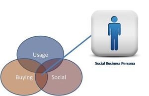 Social business persona