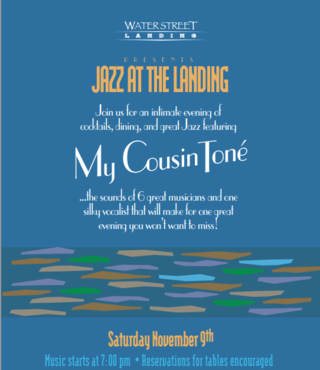 Jazz at the landing wtlg