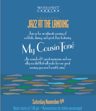 Jazz at the landing wtlg