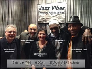 Jazz vibes poster.001