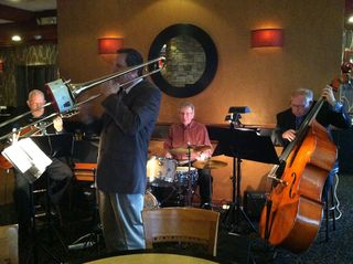 Quartet at Ramada 051714