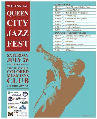 Queen City jazz fest