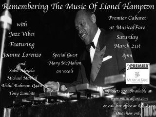 Lionel Hampton Show v2.001