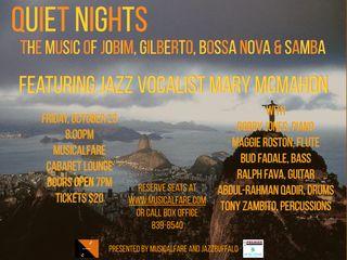 Quiet Nights MusicalFare.001