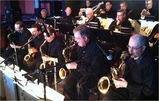 Buffalo brass big band