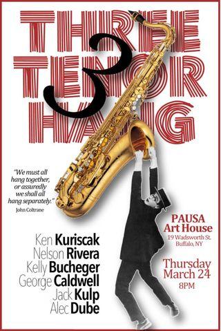 3 tenor hang