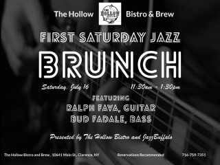 Hollow Bistro Brunch July.001