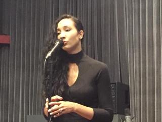 Khea Emmanuel at Pausa