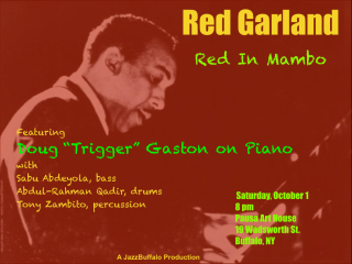 Red Garland at Pausa Art House.001
