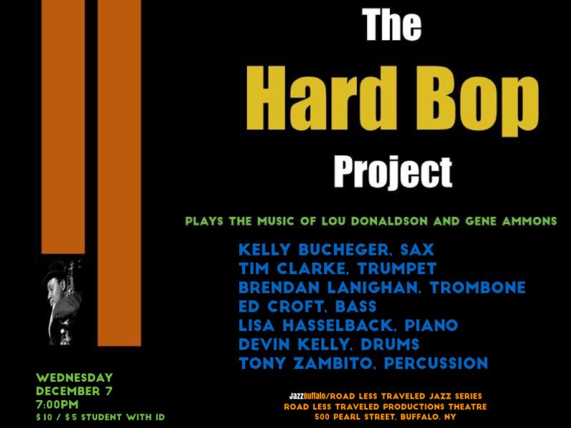 Hard bop project 12 7.001