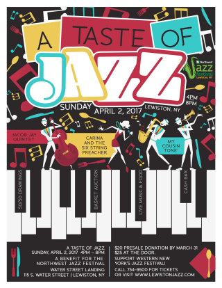 Taste of jazz_flyer