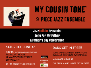 My Cousin Tone Father's Day Concert.001