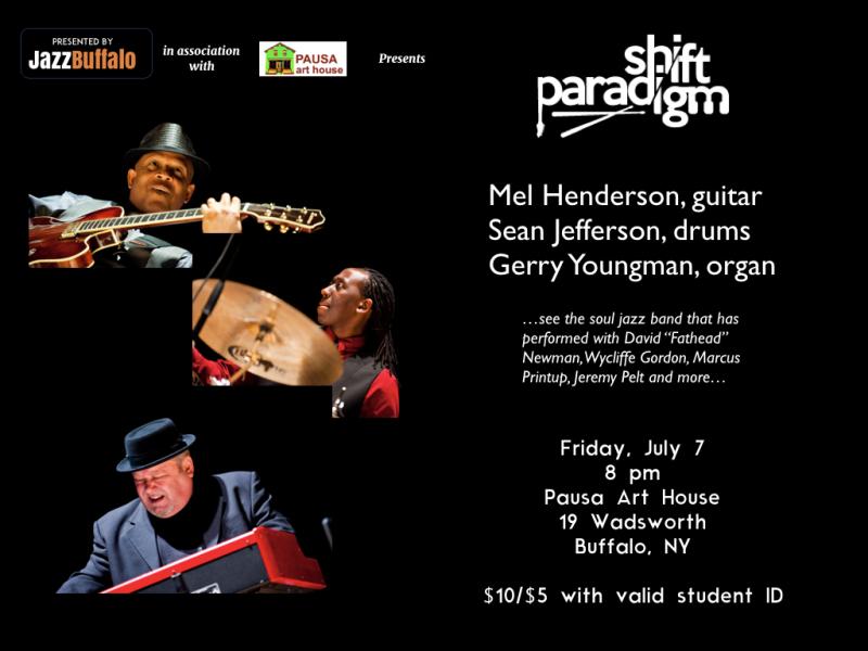 Paradigm shift at pausa.001