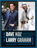 Dave koz larry graham