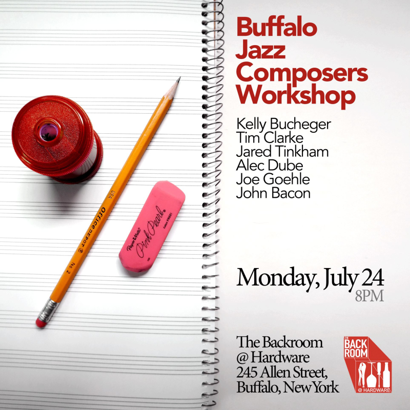 Buffalo jazz compsers workshop