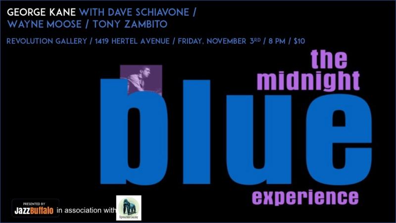 Midnight Blue at Revolution Gallery