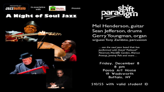 A Night of soul jazz ppt