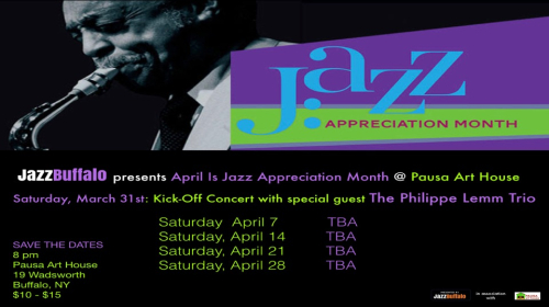 Jazz appreciation month 2018