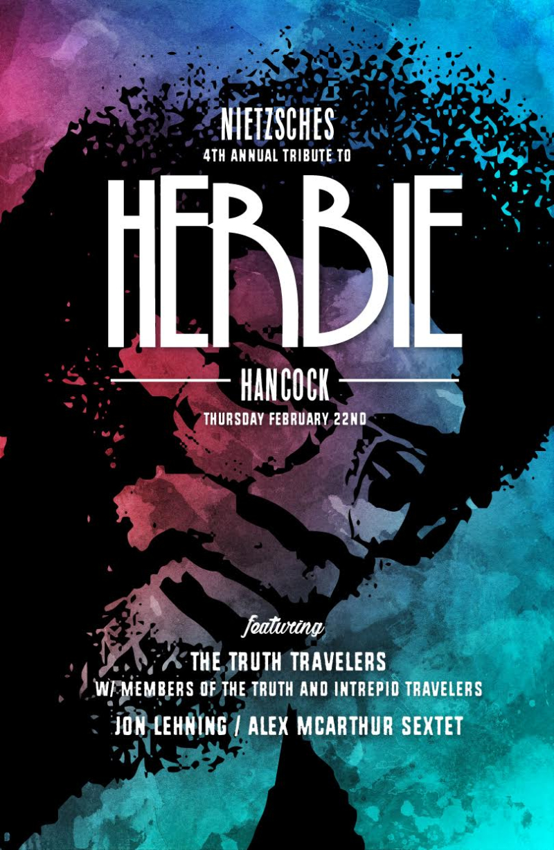 Herbie hancock tribute night