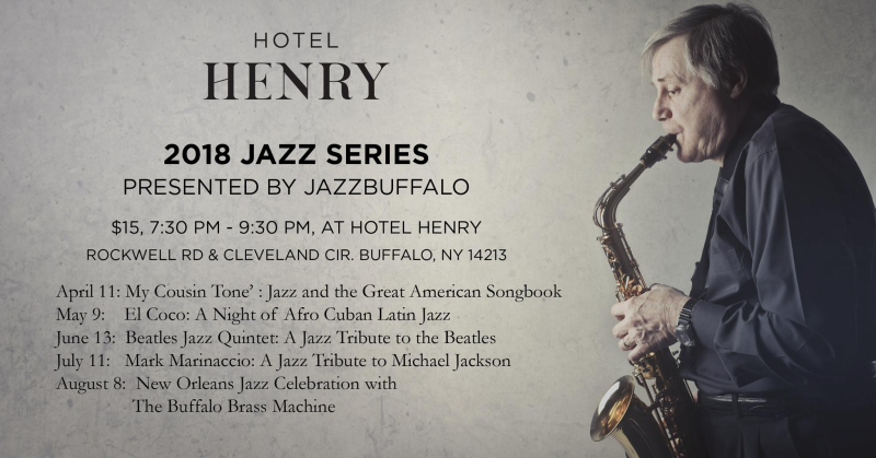 Hotel henry 2018 poster