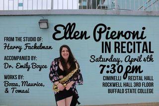 Ellen recital