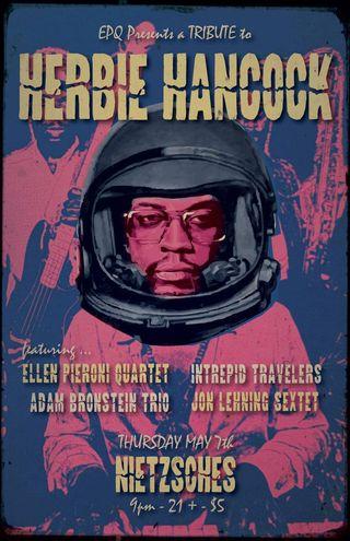 Herbie hancock poster