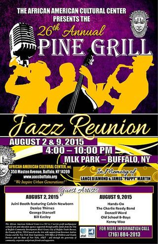 Pine grill reunion