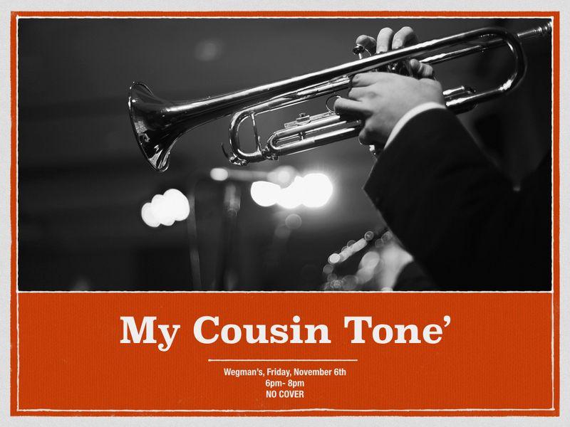 My Cousin Tone.001
