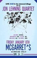 Jon lehning quartet at McGarrets