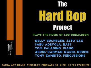 Hard bop poster.001