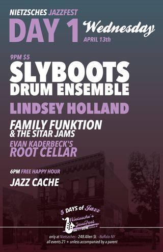 Niet jazz fest day 1