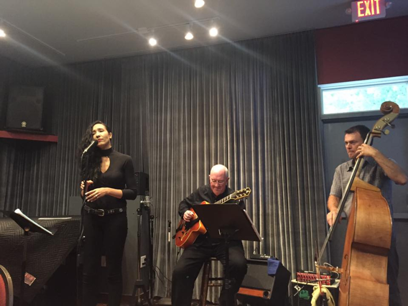 Khea Emmanuel Pausa Trio
