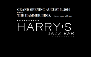 Harry's jazz bar