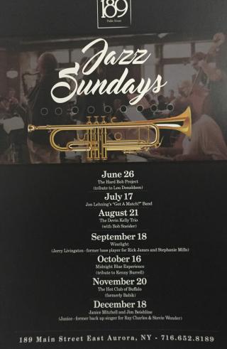 189 Public House Jazz series
