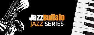 Jazzbuffalo jazz series logo banner