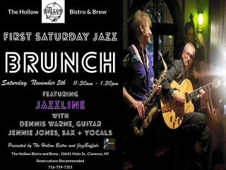 Jazzline at hollow bistro 11:5.001