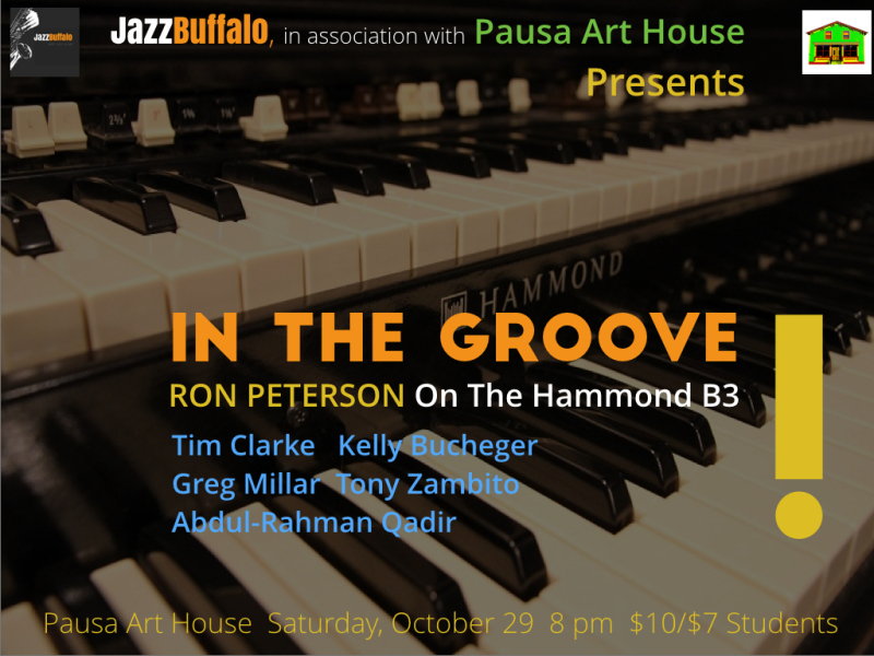 In the groove 2.001