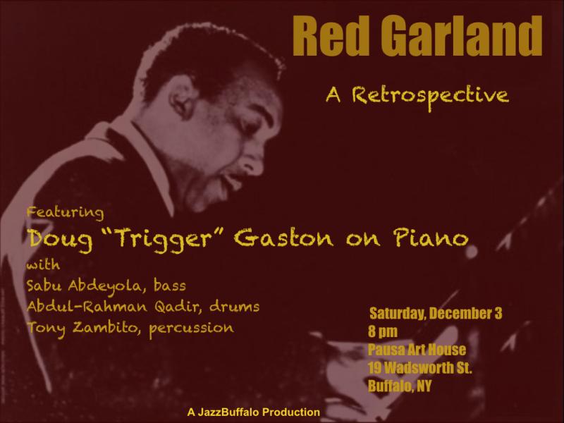 Red garland 12 3.001