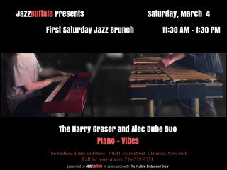 Hollow bistro jazz brunch march 4.001