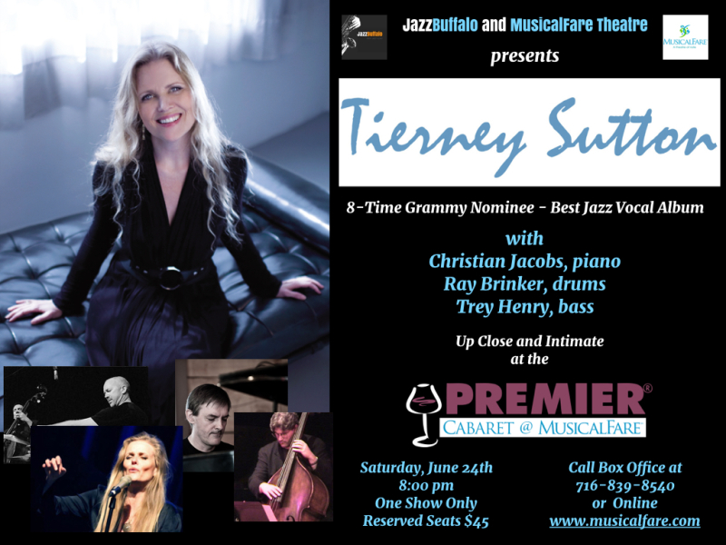Tierney Sutton at MF June 24.001