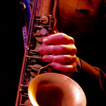 Eric alexander close up sax jim bohm