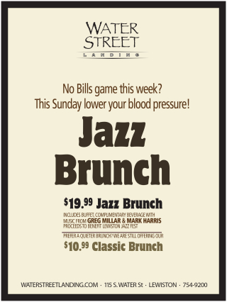 Jazz Festival Brunch