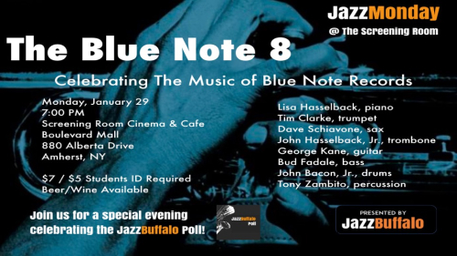 Blue note 8 screening room ppt