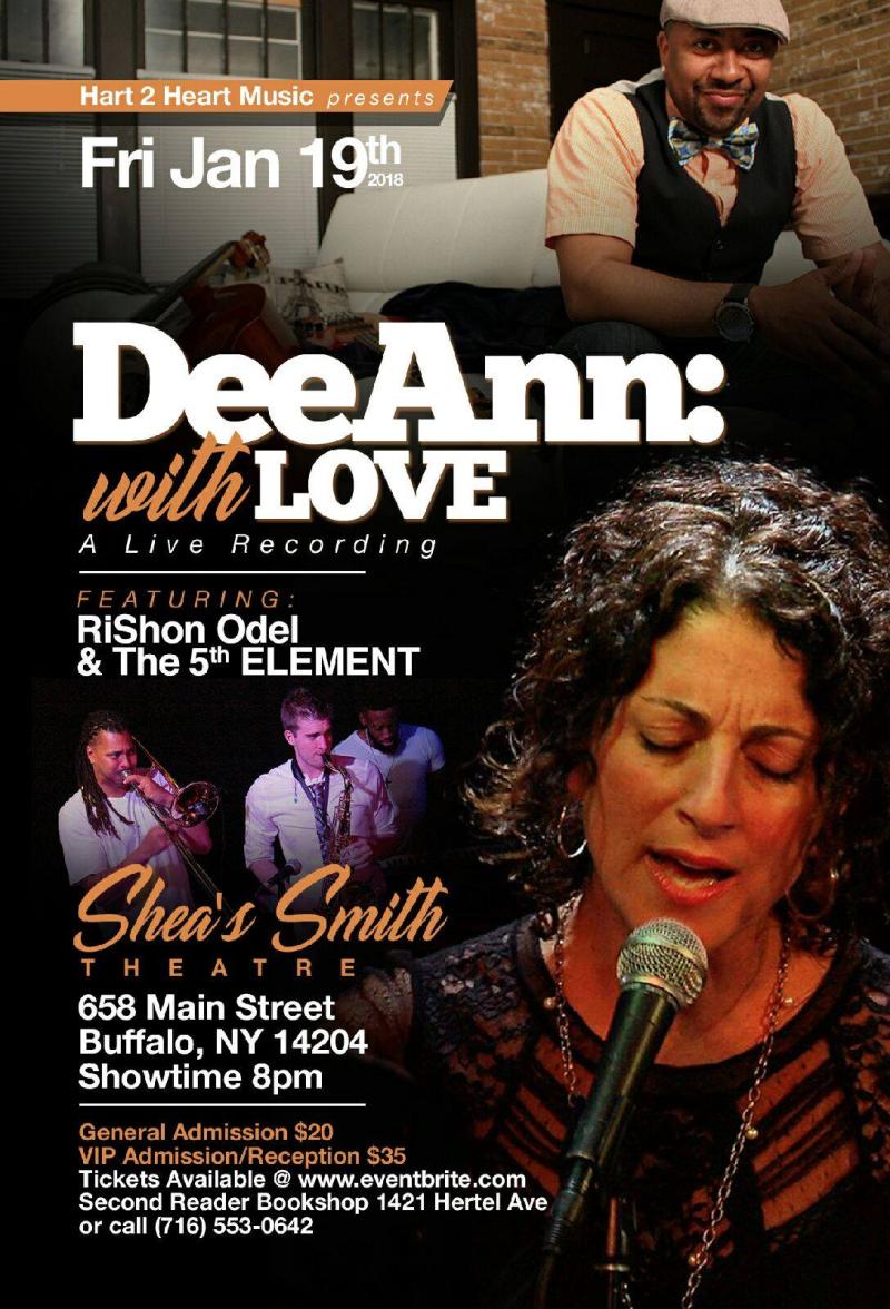 Deeann dimeo tompkins concert