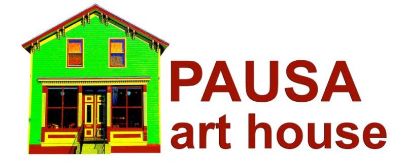 Pausa art house logo!