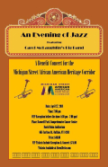 Michgan Jazz Benefit