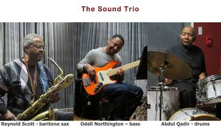 Sound trio