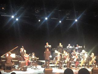 Buff state jazz ensemble