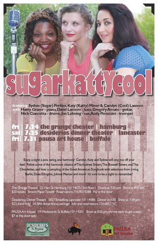 Sugarkatykool