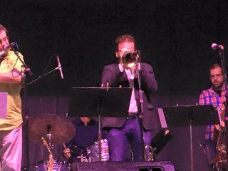 Mark filsinger at jazz fest